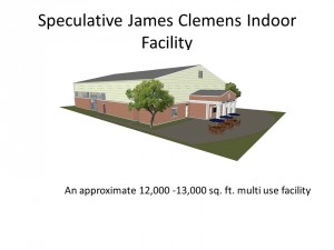 Spec drawing by Infinity Sports Marketing in Montgomery, AL
