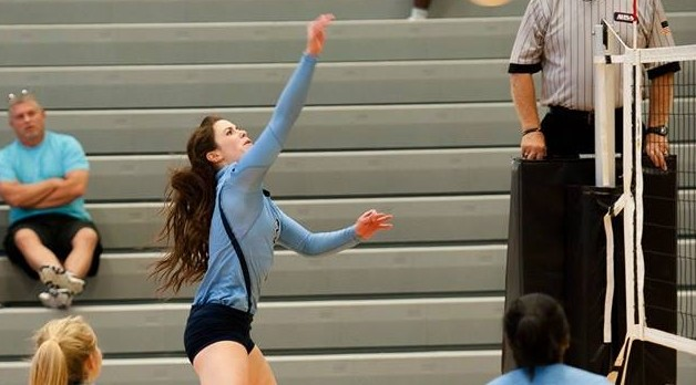 Jets Break Volleyball Streak