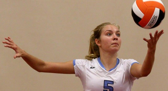 Katie Sharp Up For VB POTW