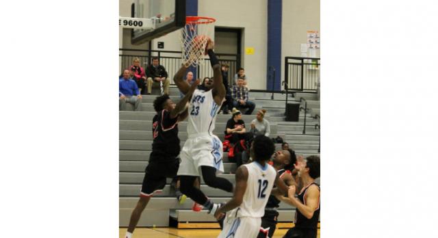 Boys Basketball Hitting Stride