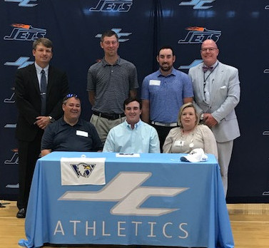 McCrory To Play College Golf