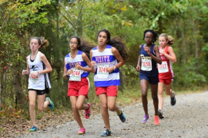 Nikki Lipski ALL ELITE Runner Jesse Owens Junior High Girls