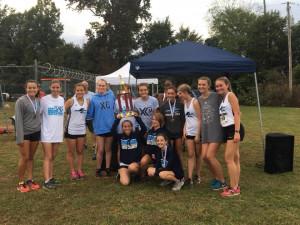GIRLS TEAM RUNNER UP CHAMPIONS