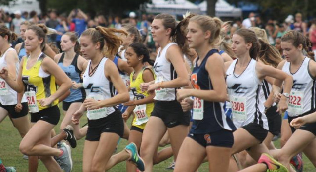 JESSE OWENS Cross Country Results