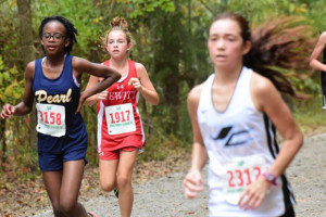 Sydney Freeman ALL ELITE Runner Jesse Owens Junior High Girls