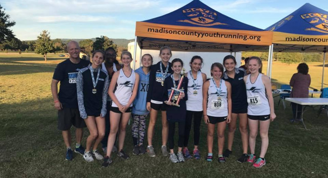 Cross Country Huntsville/Madison County Metro Championship