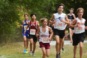 John Mark Ingalls ALL ELITE Runner Jesse Owens Junior High Boys