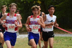 Isual Rubio ALL ELITE Runner Jesse Owens Junior High Boys