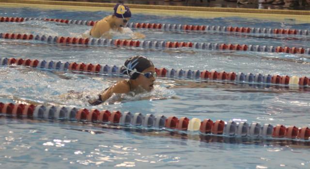 Women's Swim Undefeated Through 2 Meets
