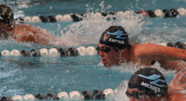 JCHS Men's Swim Team Place 2nd in  Bob Jones Invitational