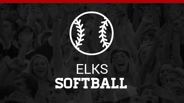 Lady Elk Softball Back2Back Area Champs!!!
