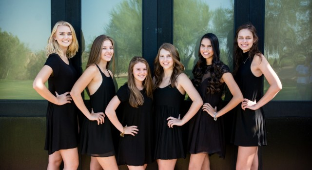 Girls Varsity Volleyball Juniors