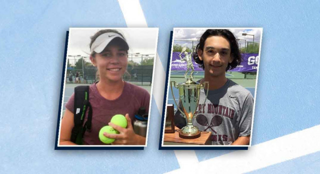 Frazier, Geiger Named to USTA Junior Leadership Team