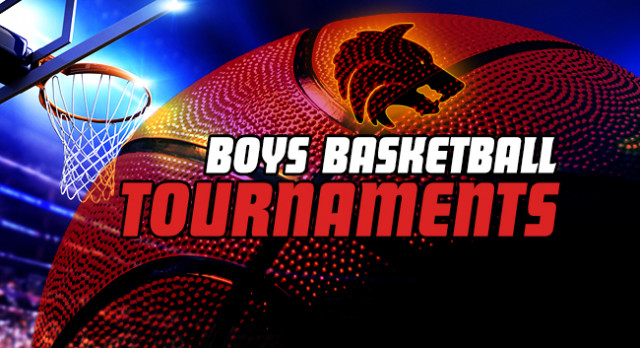 Wolves Boys Basketball Tourneys All Weekend!
