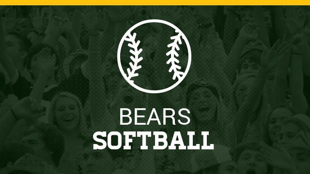 Six Lady Bears Named to All-Region Softball Team