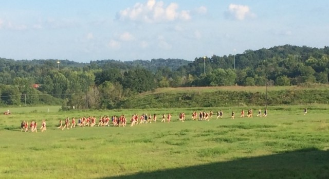XC Early Season Showcase Results