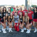 BCHS Cheerleaders 8-26