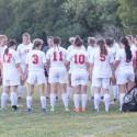 Girls' Soccer vs Morgan 9-22