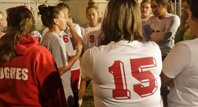 Soccer Ladycats Season Ends
