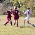 Girls' JV Soccer vs West Carter 10-8