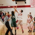 Boys' Middle School Basketball vs Rowan Co 11-28