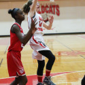 Girls' Basketball vs West Jessamine 1-21