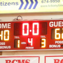Boys' Fr Basketball vs GRC, LCA 1-21