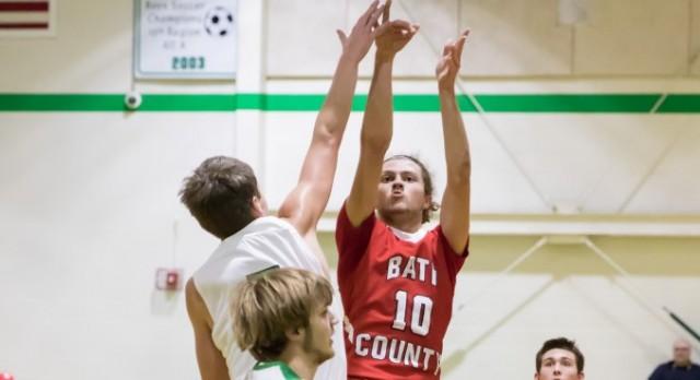 Highlights of Bath County's Win over Menifee County