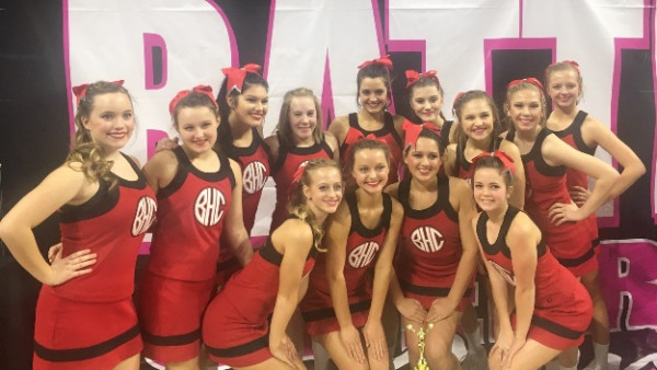 The Battle Zone Cheer & Dance Competition