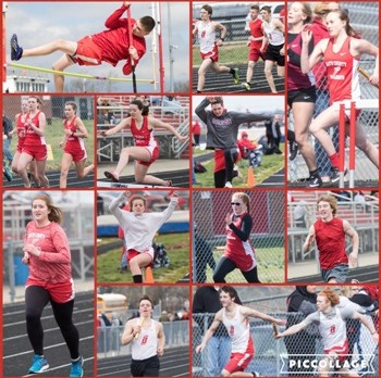 TRACKCATS @ Wildcat Warm-Up