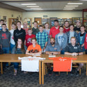 Dawson Walden signing with UPike 4-20