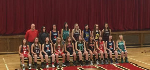 dind all area girls