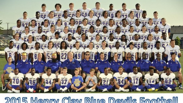 2015_Henry_Clay_Blue_Devils_Football