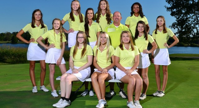 Girls Golf Heading to the State Tournament