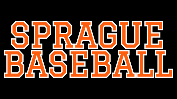 Sprague Baseball Site Header