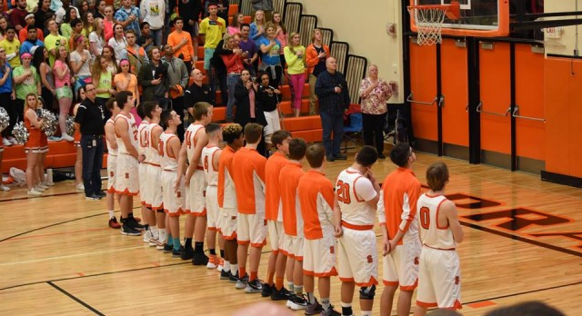 Sprague Hoops Home Opener Tonight vs the Axeman of South Eugene