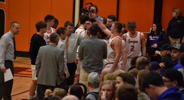 Sprague Hoops travels to Forest Grove for GVC matchup