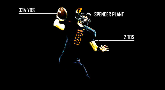 Spencer Plant Looks to Back Up Solid Performance Against Forest Grove.