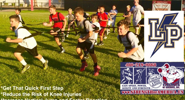 FREE Speed and Agility Clinics at Lincoln Prep