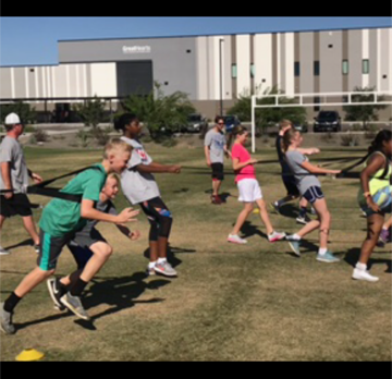 Early Registration Deadline for Strength & Agility Camp – May 26th