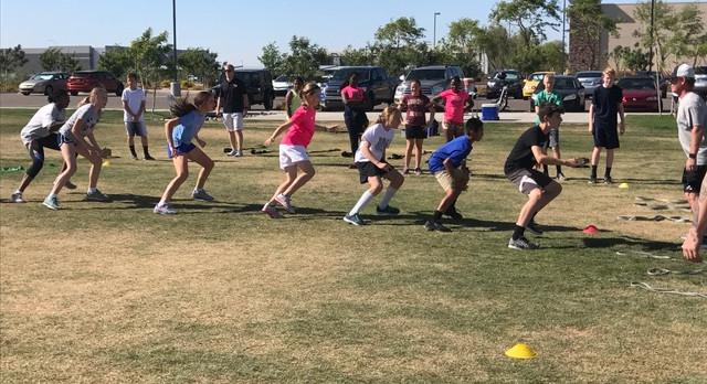 Tips from Coach Davis – Strength & Agility