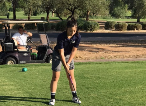 MS Golf Finishes Third at Talking Stick