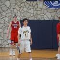Boys Varsity Basketball Senior Game