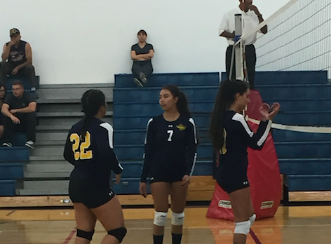 Athlete of the Week (10/21/2016)- Bethany Vallejo