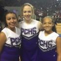 JV Cheer Camp 2016