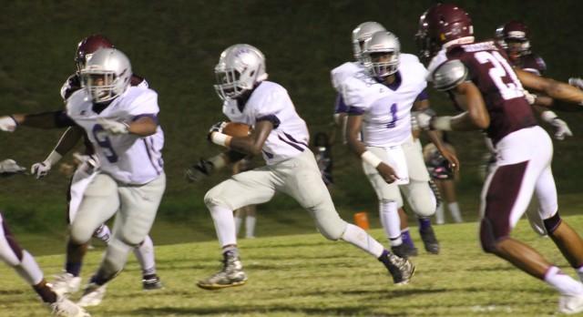 Pike County High School Varsity Football beat Abbeville High School 27-6