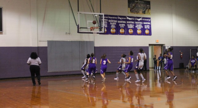 Pike County High School Girls Junior Varsity Basketball beat Goshen High School 40-1