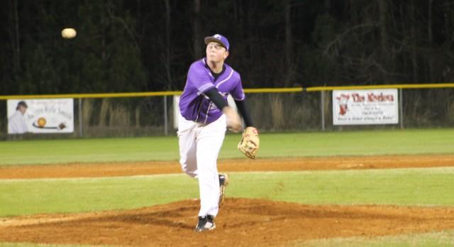 Pike County High School Varsity Baseball beat Zion Chapel High School 14-2