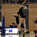 Girls Volleyball-Games from the Season