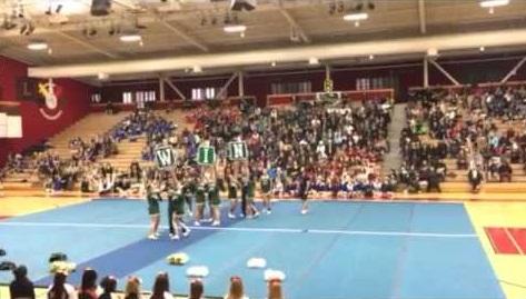 Capuchino High School Cheerleading Squad | 2015 – 2016 | Regionals